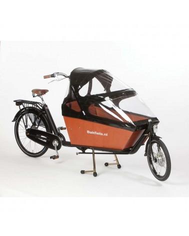 Tente pliable Cabrio pour biporteur long - BAKFIETS