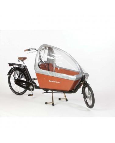 Tente pliable pour biporteur long - BAKFiets