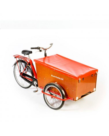 Triporteur Classic Wide Cruiser Bakfiets