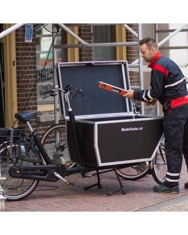 Biporteur électrique Business long - BAKFIETS