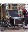 Biporteur électrique Business long - BAKFIETS