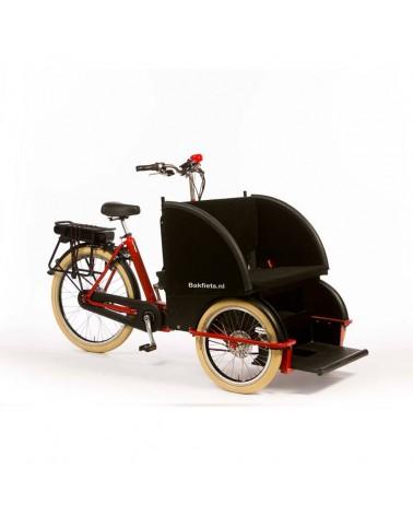 Triporteur électrique Rickshaw - BAKFIETS