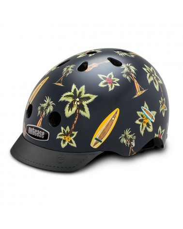 Casque velo Street Hawaiian Shirt - NUTCASE