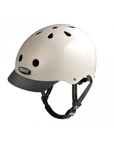 casque velo Street cream - NUTCASE