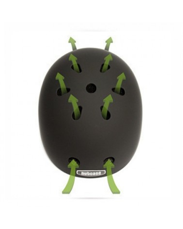 casque velo Street blackish - NUTCASE