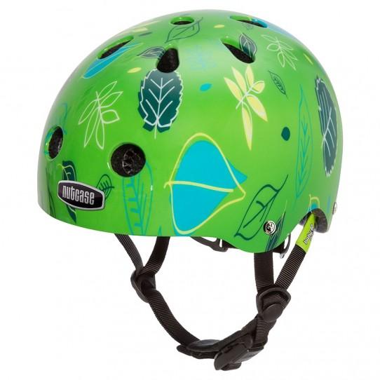 Baby Nutty Go Green Go - NUTCASE - Casque vélo bébé (47 - 50 cm)