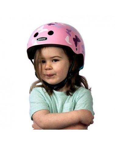 Little Nutty Bluebirds & Bees - NUTCASE - Casque vélo enfant