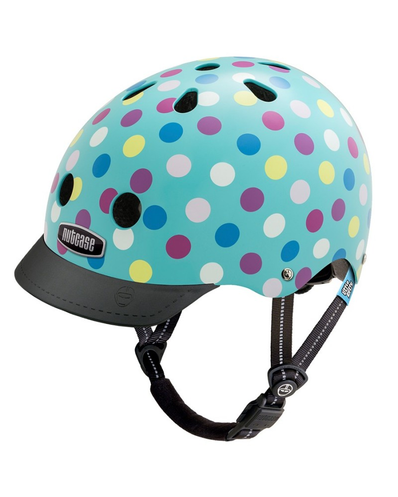 Casque velo Little Nutty cake pops Nutcase