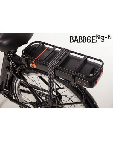Batterie supplémentaire Qwic BABBOE Big-E/Transporter-E