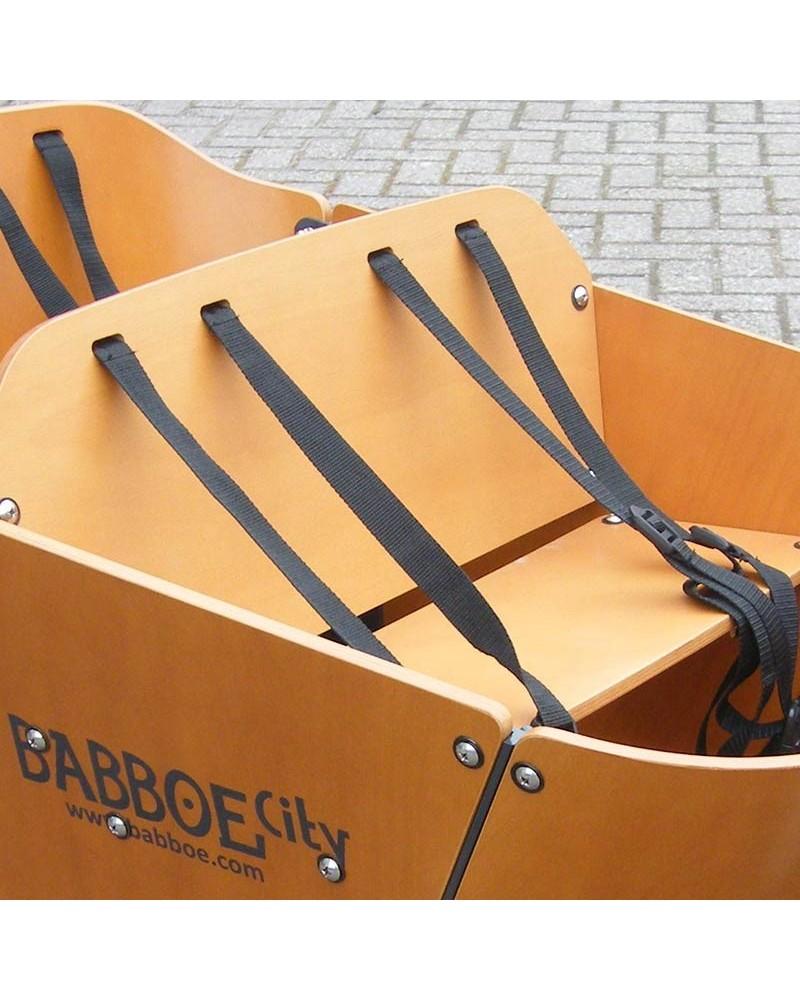 BABBOE city banc supplémentaire 2 places