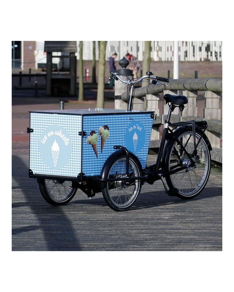 stickers personnalisés pour babboe transporter