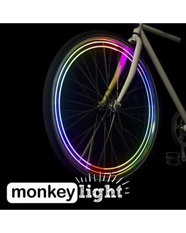 Monkey Light R204 - Rechargeable USB