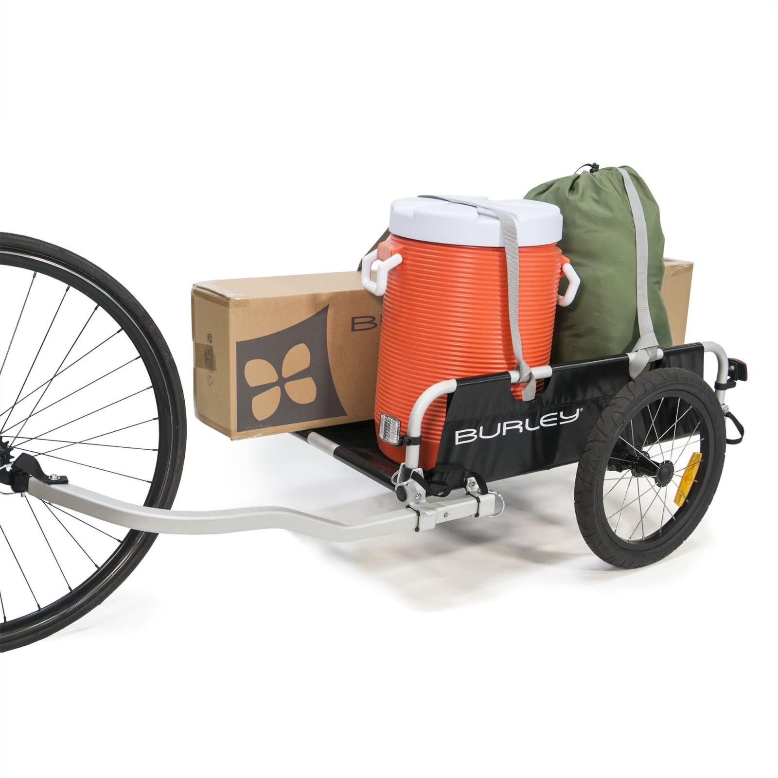 remorque v lo burley cargo flatbed. Black Bedroom Furniture Sets. Home Design Ideas