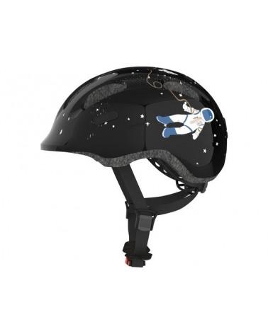 Black Space Smiley 2.0 - ABUS - Casque vélo enfant