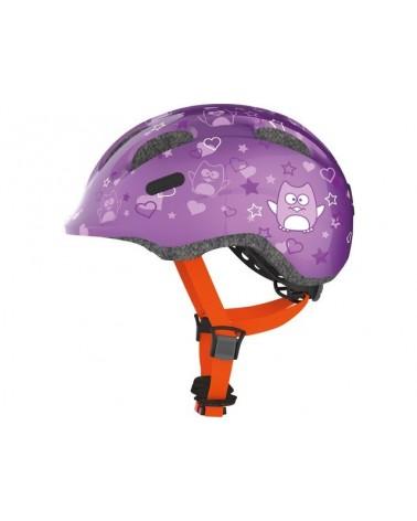 Purple Star Smiley 2.0 - ABUS - Casque vélo enfant