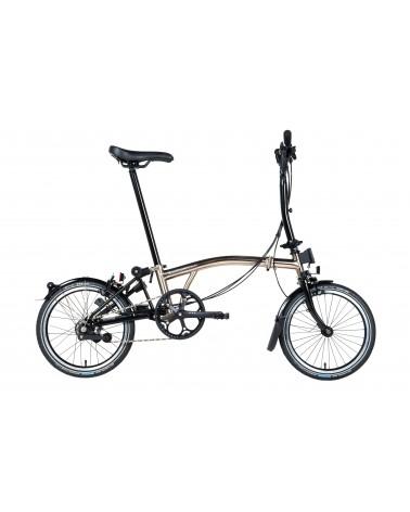 Vélo pliant Nikel Edition BROMPTON
