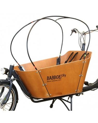 Arceaux de tente pour triporteur BABBOE city