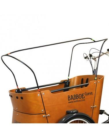 Arceaux de tente pour triporteur BABBOE curve